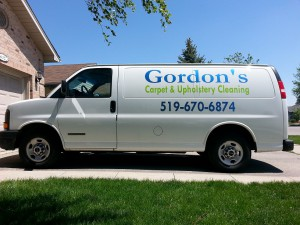 Gordons Carpet Cleaning London Ontario